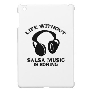 Salsa Music designs iPad Mini Cases