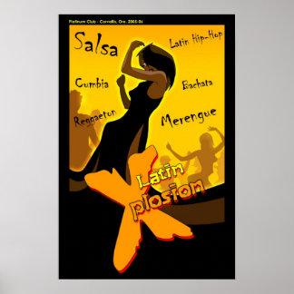 Salsa - noche latina de X Impresiones