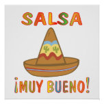 SALSA POSTERS