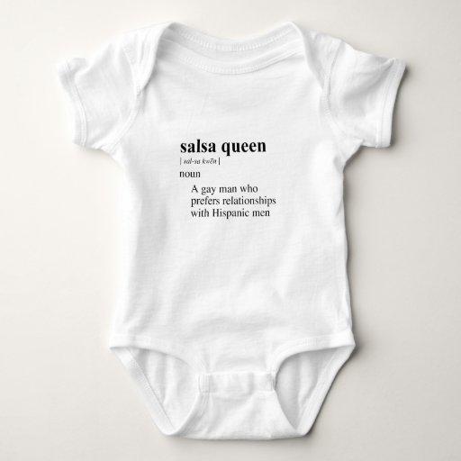 SALSA QUEEN T SHIRTS