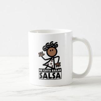 SALSA TAZA DE CAFÉ