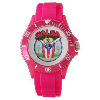 Salsa Time! Wristwatches