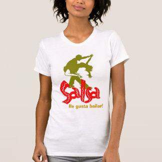 Salsa Womens Strap T! T Shirts
