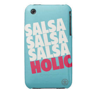 SalsaHolic iPhone 3 Case