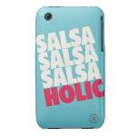 SalsaHolic iPhone 3 Carcasa