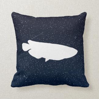 Salsas de pescados mínimas almohada