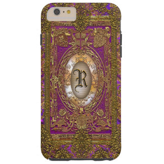 Salsbury Royale Elegant 6/6s  Victorian Plus Tough iPhone 6 Plus Case