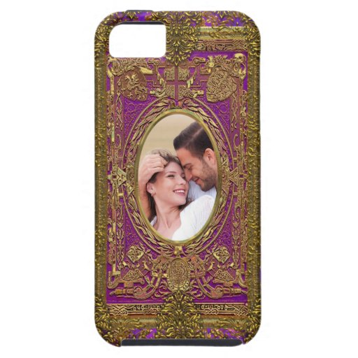 Salsbury Royale V Insert Your Own Photo iPhone 5 Covers