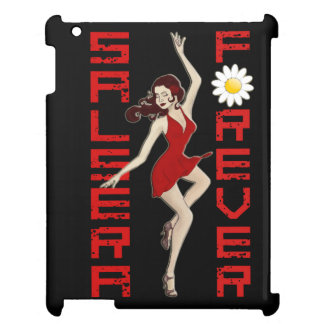 SALSERA FOREVER iPad case w/daisy