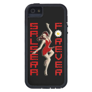 SALSERA FOREVER T.Xtreme iPhone5 Case with daisy Case For iPhone 5