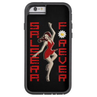 SALSERA FOREVER T.Xtreme iPhone 6 case with daisy