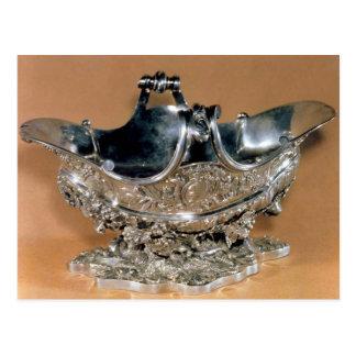 Salsera, mercancías de Palissy, c.1530 Postales