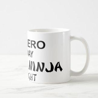 Salsero Deadly Ninja by Night Coffee Mug
