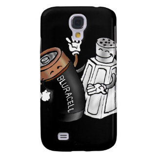 Salt and Battery Samsung Galaxy S4 Cover