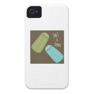 Salt And Pepper iPhone 4 Covers