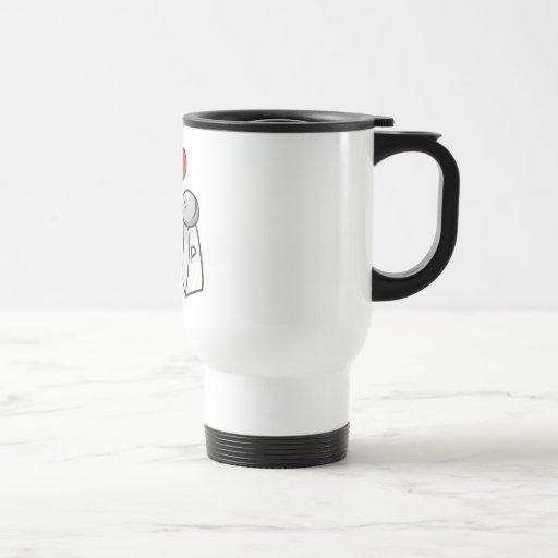 salt and pepper love mug