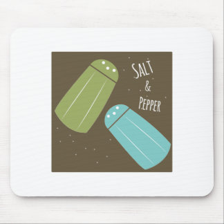 Salt And Pepper Mouse Pads