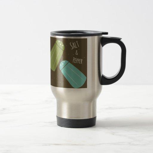 Salt And Pepper Coffee Mugs