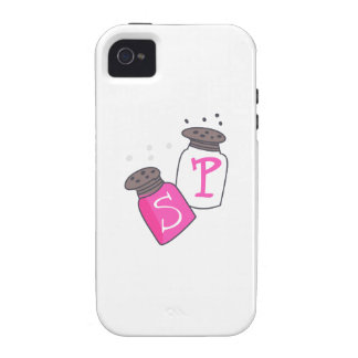 SALT AND PEPPER SHAKERS iPhone 4 COVERS