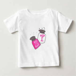 SALT AND PEPPER SHAKERS T SHIRTS