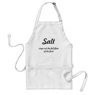 Salt Apron