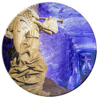 Salt Cathedral Angel Plate