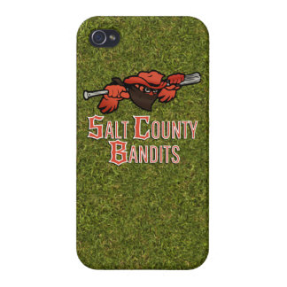 Salt County Bandits iPhone 4 Case