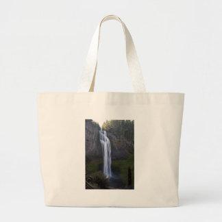 Salt Creek Falls, Oregon Jumbo Tote Bag