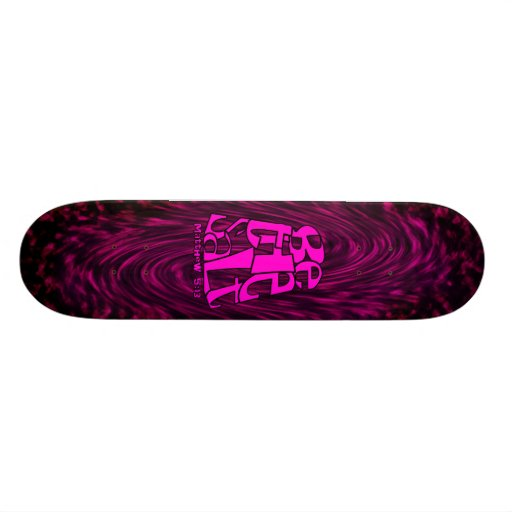 Salt Factory - Skateboard - Be The Salt