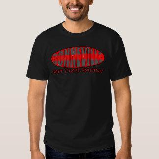 salt flats racing Boneville Wendover speed week T Shirt