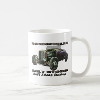 salt flats racing bonneville salt flats coffee mug