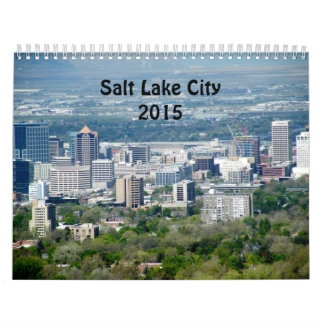 Salt Lake City Calendar 2015