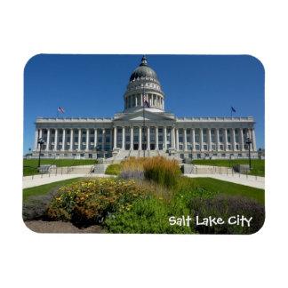 Salt Lake City Capitol Building (Utah) Magnet
