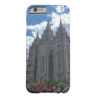 Salt Lake City LDS Temple iPhone 6/6s Case