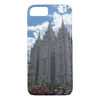 Salt Lake City LDS Temple iPhone 7 Case