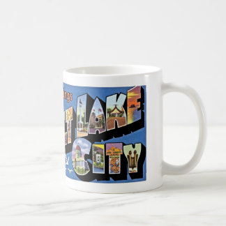 Salt Lake City mug