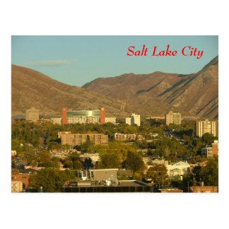 Salt Lake City Postcard