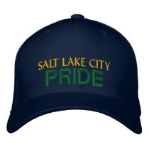 Salt Lake City Pride Cap
