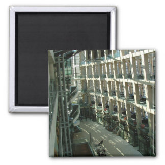 Salt Lake City Public Library 2 Inch Square Magnet