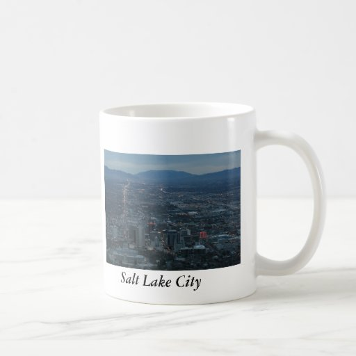 Salt Lake City Tazas De Café