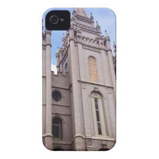 Salt Lake City Temple iPhone 4 Cover