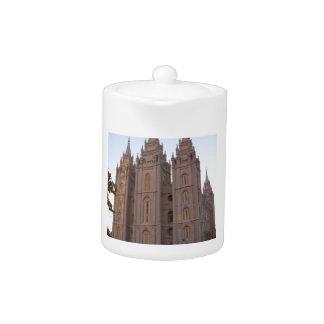 Salt Lake City Temple Teapot