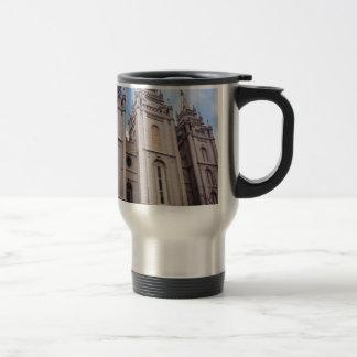 Salt Lake City Temple Travel Mug