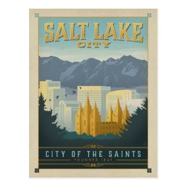 AndersonDesignGroup Salt Lake City, UT Postcard