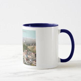 Salt Lake City, UT, View Prospect Hill Vintage Mug