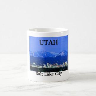 Salt Lake City, UTAH Coffee Mug