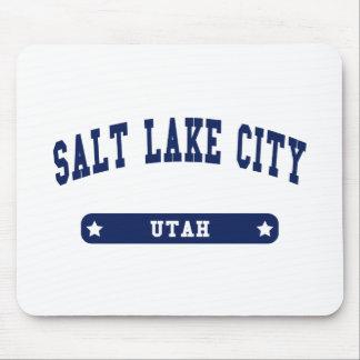 Salt Lake City Utah College Style tee shirts Mousepad