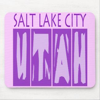 SALT LAKE CITY UTAH MOUSE PADS