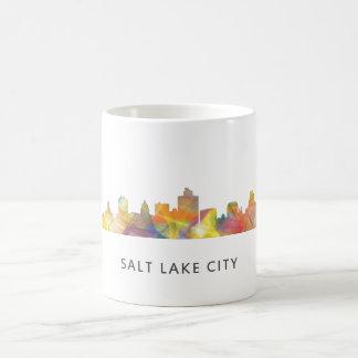 SALT LAKE CITY, UTAH SKYLINE WB1 - COFFEE MUG