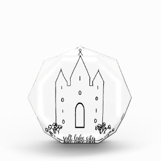 salt lake city utah temple simple modern award